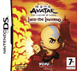 Avatar: The Last Airbender into the Inferno DSi and DS Lite