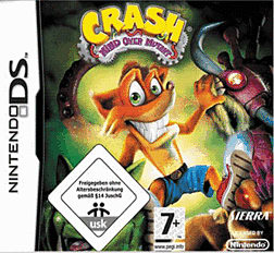 Crash: Mind Over Mutant DSi and DS Lite