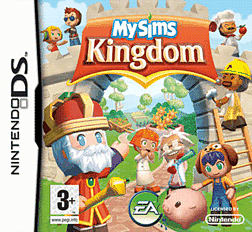 MySims Kingdom DSi and DS Lite