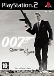 James Bond 007: Quantum of Solace PlayStation 2