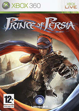 Prince Of Persia Xbox 360 Cover Art