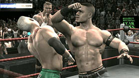 WWE SmackDown vs Raw 2009 screen shot 2