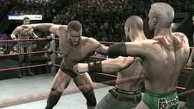 WWE SmackDown vs Raw 2009 screen shot 4