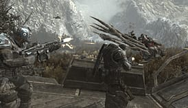 Gears of War 2 Limited Collectors Edition screen shot 1