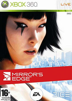 Mirror's Edge Xbox 360 Cover Art