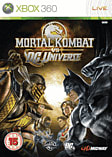 Mortal Kombat vs DC Universe Xbox 360