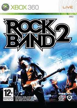 Rock Band 2 (Software Only) Xbox 360 Cover Art