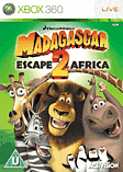 Madagascar: Escape 2 Africa Xbox 360