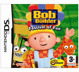 Bob the Builder: Festival of Fun DSi and DS Lite