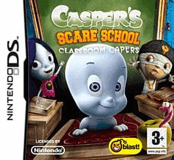 Casper Scare School DSi and DS Lite