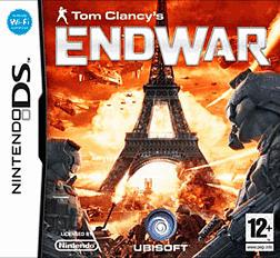 Tom Clancy's EndWar DSi and DS Lite