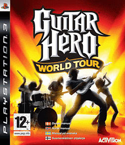 Guitar Hero: World Tour (Solus) PlayStation 3