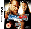 WWE SmackDown vs Raw 2009 DSi and DS Lite