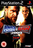 WWE SmackDown vs Raw 2009 PlayStation 2