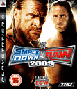 WWE SmackDown vs Raw 2009 PlayStation 3