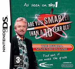 Are You Smarter Than A 10 Year Old DSi and DS Lite