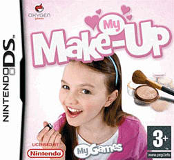 My Make Up DSi and DS Lite Cover Art