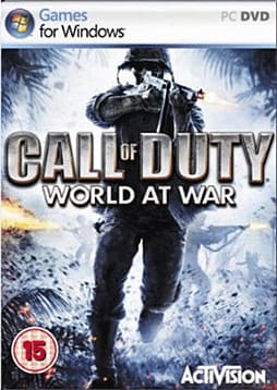 Call of Duty: World at War PC Games and Downloads Cover Art