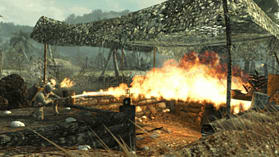 Call of Duty: World at War screen shot 5