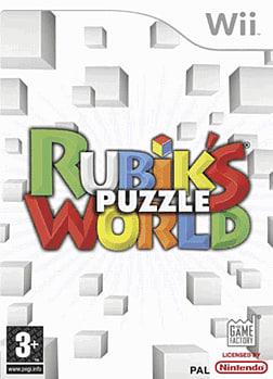 Rubiks Puzzle World Wii