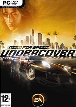 Need for Speed: Undercover PC Games and Downloads Cover Art