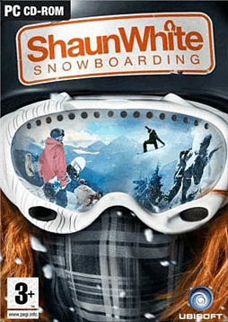 Shaun White Snowboarding PC Games and Downloads Cover Art