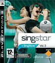SingStar Vol.3 PlayStation 3