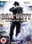 Call of Duty: World at War Wii