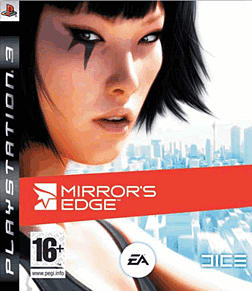 Mirror's Edge PlayStation 3 Cover Art