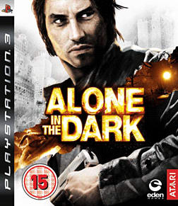Alone in The Dark: Inferno PlayStation 3 Cover Art