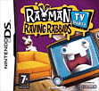 Rayman Raving Rabbids TV Party DSi and DS Lite