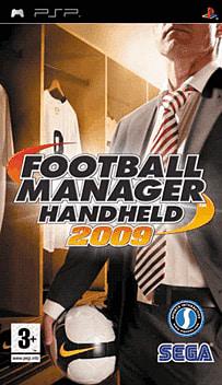 Football Manager 2009 Handheld PSP