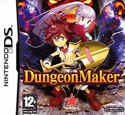 Dungeon Maker DSi and DS Lite Cover Art