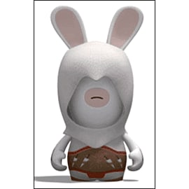 Ubiart Assassins Creed Rabbid Figure Toys and Gadgets