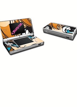 Wrapstar Terratag Blue Eyes Graphic Skin for DS Lite Accessories