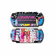Wrapstar Terratag Fujidana Graphic Skin for PSP Slim & Lite Accessories