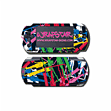Wrapstar Terratag I Love Plastic Graphic Skin for PSP Slim & Lite Accessories