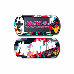 Wrapstar Terratag We Are The Robots Graphic Skin for PSP Slim & Lite Accessories