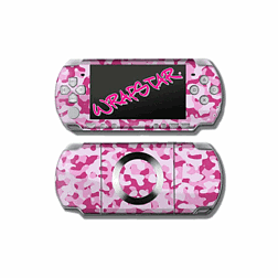 Wrapstar Urban Angel Graphic Skin for PSP Slim & Lite Accessories 