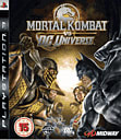 Mortal Kombat Vs DC Universe Kollector's Edition PlayStation 3