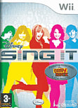 Disney Sing It! + Mic (featuring Camp Rock and Hannah Montana) Wii
