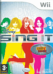 Disney Sing it Wii