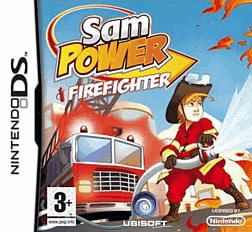 Sam Power: Firefighter DSi and DS Lite