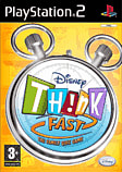 Disney Think Fast: The Family Quiz Game with Buzz Controller PlayStation 2