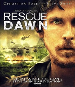 Rescue Dawn Blu-Ray
