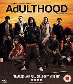 Adulthood (Blu-ray) Blu-ray