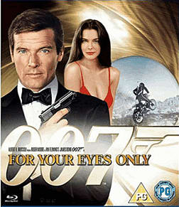 For Your Eyes Only (Blu-ray) Blu-ray