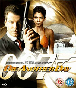 Die Another Day (Blu-ray) Blu-ray