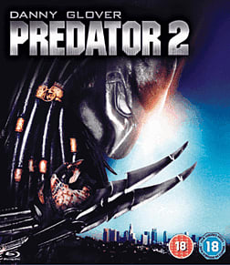 Predator 2 Blu-ray 