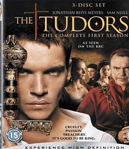 The Tudors: Complete Series 1 (Blu-ray) Blu-ray